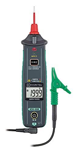 共立電気計器 (KYORITSU) 4300 デジタル簡易接地抵抗計