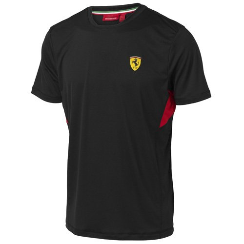 OCC sportwear T Ecurie Ferrari S Noir Taille De La Performance