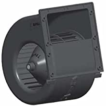 Spal USA 30003526 Single Wheel 12 Volt Blower with Inlet Grill