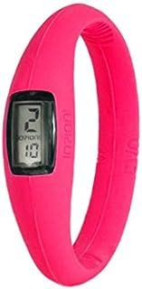 IOION E-FCF23-I Casual Watch For Unisex Digital Silicone - Fuchsia