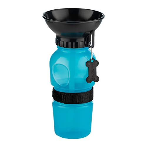 Highwave AutoDogMug portable dog water bottle