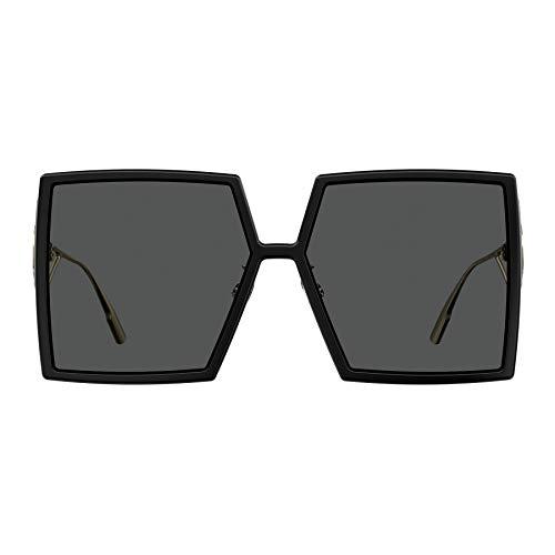 Dior 30montaigne, Gafas De Sol Mujer, Black (807 2K)