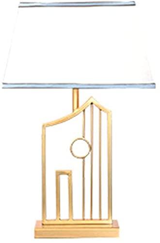 JAOSY Lado Azul Nueva lámpara de Mesa China Modelo de Hotel Lámpara de habitación Lámpara de decoración de Sala de té Retro Sala de Estar Dormitorio Lámpara de Mesa China W36CM * S20CM * H55CM