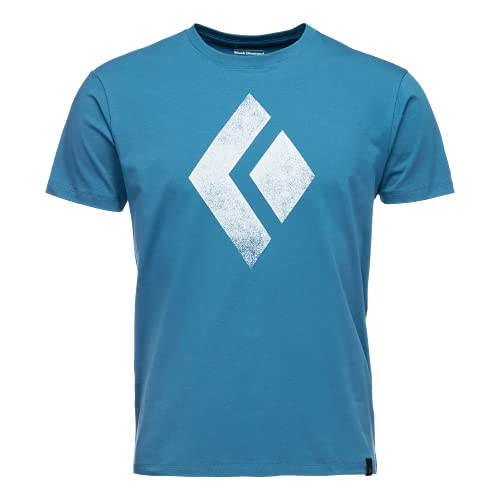 Black Diamond Equipment - Men's SS Chalked Up Tee - Astral Blue - Small