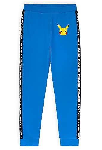 pantaloni tuta 12 anni maschio Pokemon Pantaloni Sportivi Bambino