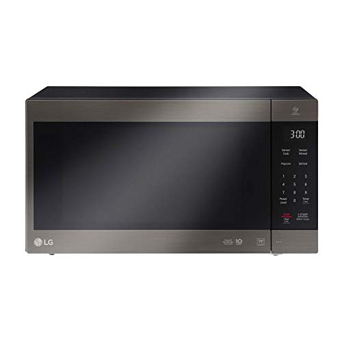 LG NeoChef Stainless Steel 2 Cu Ft Countertop Microwave (Renewed)