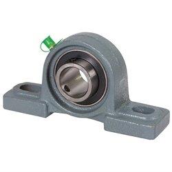 Ball pillow block bearing UCP 210 bore 50mm material grey cast iron