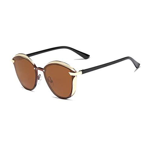 KINGSEVEN Women gafas de sol Alloy Polarized, UV400, Anti-Reflective N-7824
