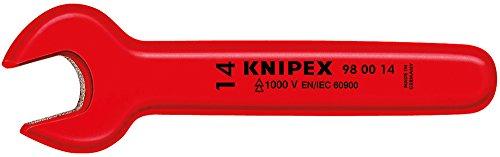 KNIPEX Maulschlüssel 1000V-isoliert 98 00 15
