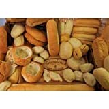 Gambinos Gallagher Po Boy Parbaked New Orleans French Bread, 3 Ounce -- 60 per case.