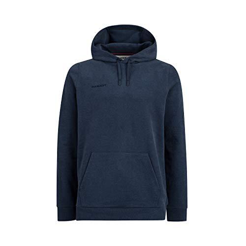 Mammut Herren Midlayer-pullover Mammut Logo Hoody, blau, M