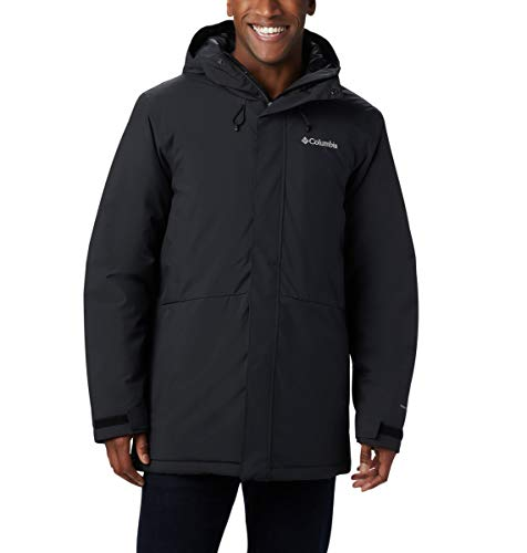 Columbia Men's Northbounder TurboDown Parka, Black, Large
