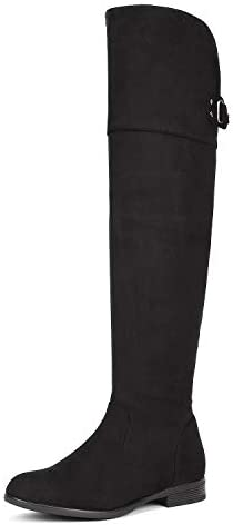 Cheap gladiator thigh high boots _image3