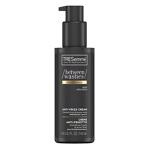 Tresemme Between Washes Anti-Frizz Cream Smooth Renew 4.8 Ounce (142ml) (2 Pack)