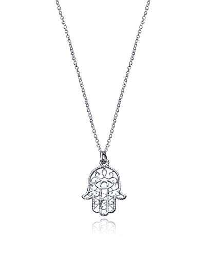 Viceroy Collar Jewels 1319C000-08 Mano Fátima Plata de Ley