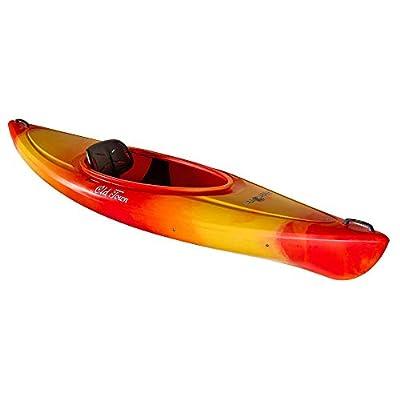 01.4045.1040 Old Town Canoes & Kayaks Heron 9 Recreational Kayak from Johnson Outdoors Watercraft