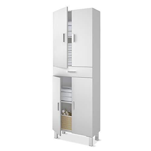 ARKITMOBEL 305280BO – Columna de baño, mueble auxiliar