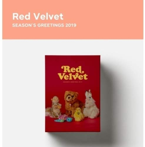 Red Velvet - Season'S Greeting 2019 [Edizione: Stati Uniti] [Italia] [DVD]