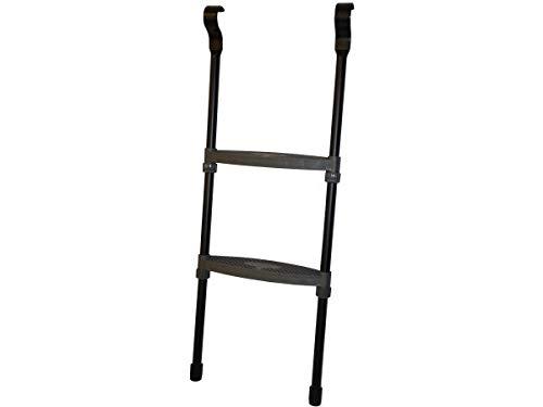 Avyna Universal Trampoline PRO-Line Ladders 76X 76 Cm, Scaletta Bambino, Nero, Taglia Unica