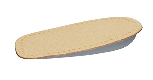 Erhöhung 30mm Orthopädische Fersenkissen Topmed aus LEDER