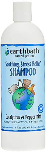 Earthbath THREP0036 All Natural Eucalyptus and Peppermint Shampoo, 16-Ounce