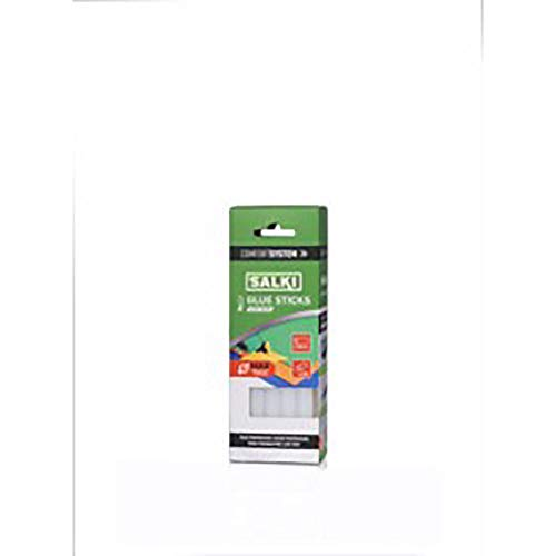 SALKI 04301002 04301002-Glue Sticks MAX Low Temp Caja pequeña, Metal, L