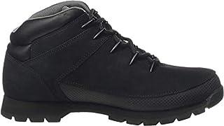 Timberland Men's Euro Sprint Hiker Chukka Boots, Black Nubuck, 10 UK 44.5 EU (B008H2C7HC) | Amazon price tracker / tracking, Amazon price history charts, Amazon price watches, Amazon price drop alerts