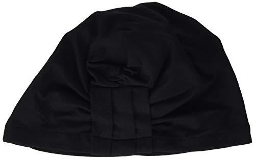 Belle Turban B-Safir Pañuelo para la Cabeza, Negro (Black 0), One Size (Tamaño del fabricante:One Size) para Mujer
