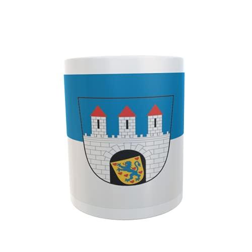 U24 Tasse Kaffeebecher Mug Cup Flagge Celle