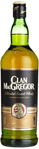 Clan MacGregor Whisky 1,0l