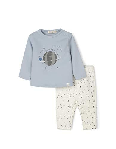 ZIPPY ZNB0603_487_1 Chándal, Kentucky Blue 15-3915tc, 9M Baby-Boys