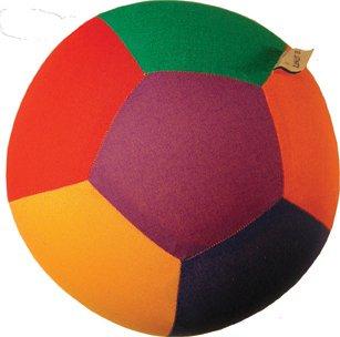 LUFTMATZ-Luftballonhülle, Baumwolle Durchm. ca. 27cm - 6-farbig