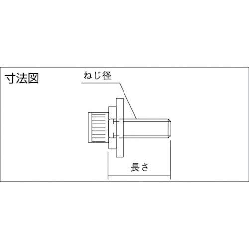 ヤマト YAMATO ヤマト アプセットボルトYCB-04-12 YCB-04-12 1セット 100個 177-7696
