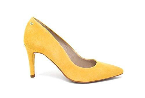 MARTINELLI , Damen Pumps Gelb Senf, Gelb - Senf - Größe: 39 EU