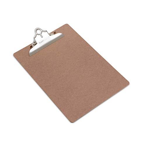 Rapesco Documentos - Portapapeles con pinza / clip A4 de alta resistencia en madera