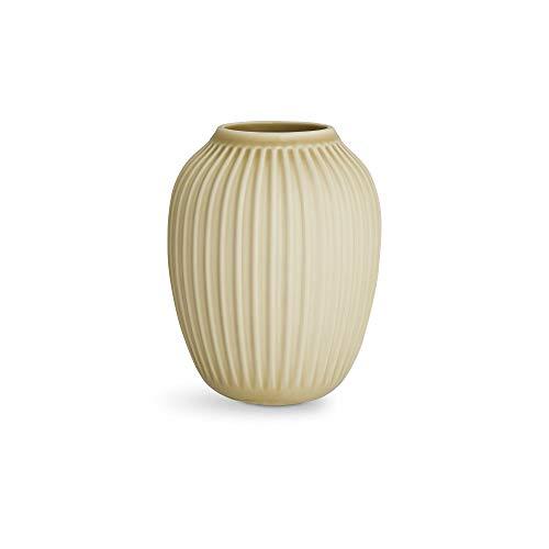 Kähler Hammershoi Vase, Steingut, Betulla, 20 cm