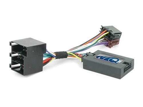 NIQ Lenkradfernbedienungsadapter geeignet für PIONEER Autoradios, kompatibel mit Renault 19   Clio   Laguna