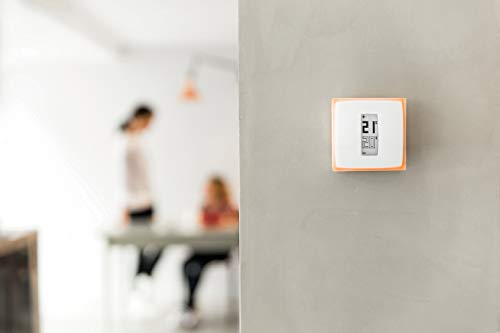 Netatmo NTH01-IT-EC Termostato Wifi Intelligente per Caldaia Individuale