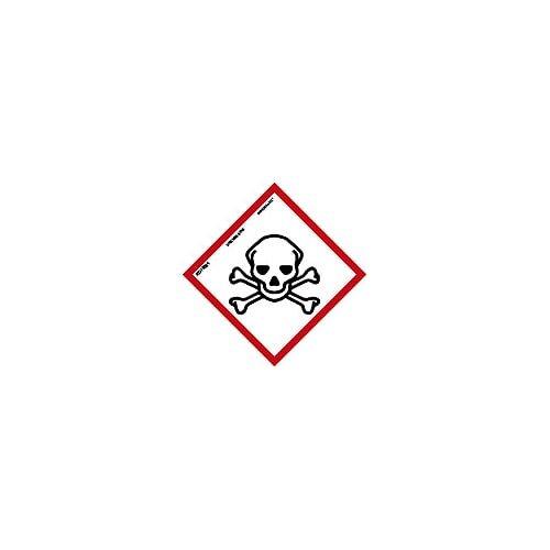 Normaluz RD47054 - Señal Química Homologada Producto Químico Con To