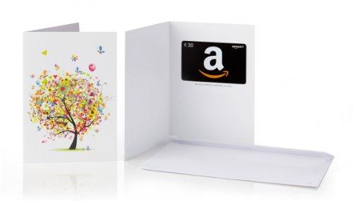 Chèques-cadeaux Amazon.fr Dans une carte de vœux