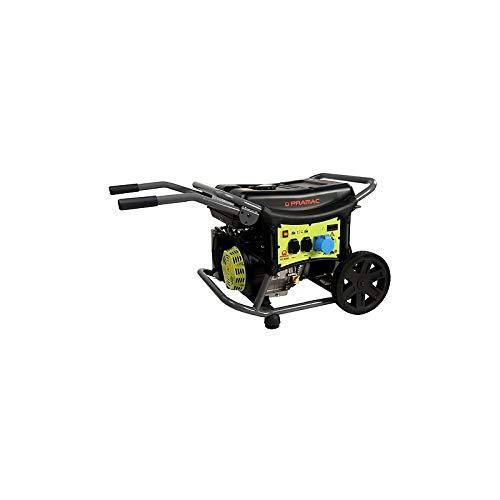 Pramac WX6200ES - Generador de corriente monofásico de gasolina con carro de...