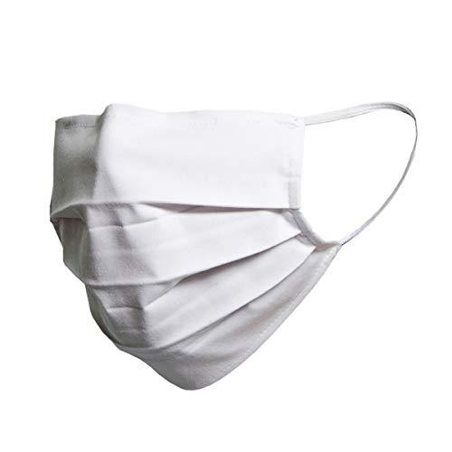 von Jungfeld – Stoff Mund Nasen Maske 100% Baumwolle unisex einfarbig 1er Pack