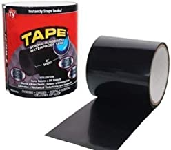 Brienstripe® Waterproof Flex Seal Super Strong Adhesive Sealant Tape for Any Surface, Stops Leaks (Multicolour)