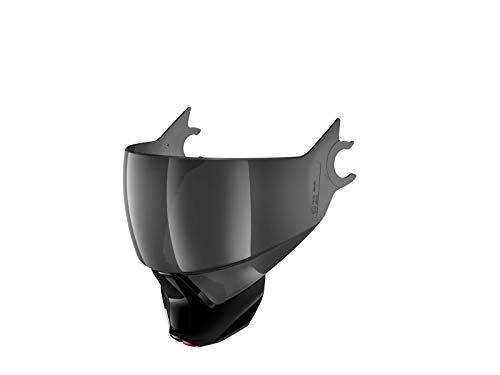 Shark - Pantalla para casco Evojet FUME A.R A.B + barbilla negra