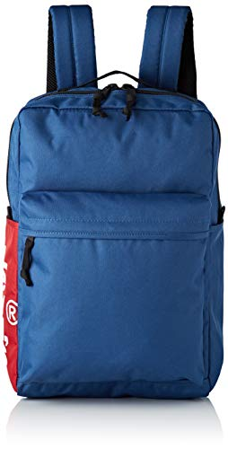 Levi's - The L Pack Side Tab, Mochilas Hombre, Azul (Royal Blue), 12x29x45 cm (W x H L)