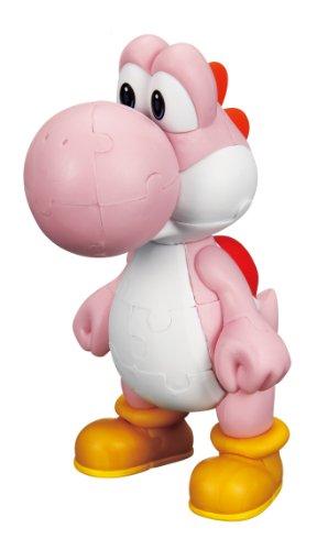 Super Mario Yoshi Rose 3D Puzzle