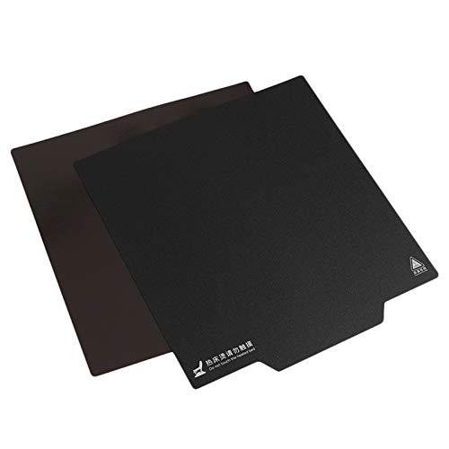REFURBISHHOUSE Impresora 3D 220 X 220 Cama Caliente Etiqueta MagnéTica Plataforma Flexible para Wanhao I3 Anet A8
