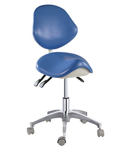 APHRODITE Standard Dental Mobile Max 88% OFF Chair Recommendation Doctor's Saddle PU Stool