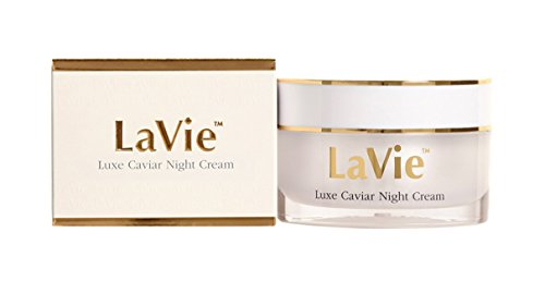 LaVie Luxe Caviar Night Cream, 1er Pack (1 x 50 g)