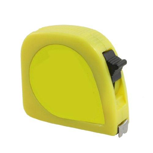 Gele beschermhoes handmatig blokkering 3 meter pocket staal meetlint tape